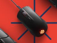 TrueMove1传感器 赛睿发布Rival 110游戏鼠
