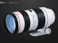经典小白 佳能EF 70-200 2.8特价8299元