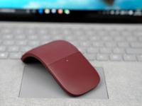 优雅便携 体验微软Surface Arc蓝牙鼠标