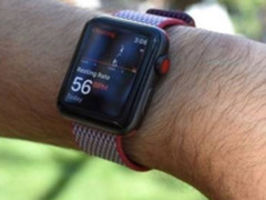 苹果新专利 Apple Watch可以用来测血压