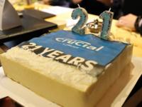 产品更细化,Crucial 英睿达迎来21周年庆典