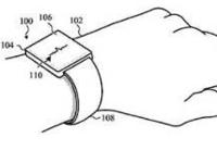 苹果新黑科技 Apple Watch表带自动调节松紧