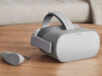 Facebook将推VR新头盔Oculus Go:199美元