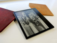 首款IPX8防水!亚马逊发布全新Kindle Oasis