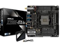 又见妖板 华擎全球首发X299 Mini-ITX主板