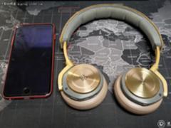 B&O PLAY H8 无线蓝牙降噪头戴式耳机评测