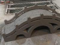 国内3D打印团队使用普通水泥制造出中国拱桥