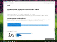 微软Surface Pro LTE版可能延期到2018年