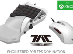 Xbox首款键鼠套装Pro One 射击游戏必备