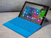 微软:LTE版Surface Pro将于年底前发售