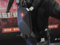 超乎想象的舒适 惠普暗影精灵X VR背包体验