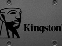 金士顿A400系列入门级固态硬盘240G售629元
