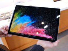 微软Surface Book 2性能是新MBP的两倍