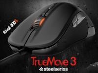 升级TrueMove1引擎 赛睿Rival 300S游戏鼠标