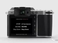哈苏X1D、H6D中画幅相机新功能固件发布