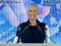 机器人被授予国籍?索菲亚被评最像人类!