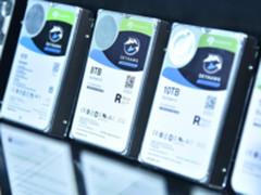 希捷发布首款酷鹰人工智能视频监控硬盘