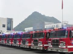 铜仁消防部署华平           4G图传系统
