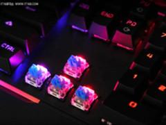 绝地求生 HyperX火星RGB机械键盘吃鸡神走位