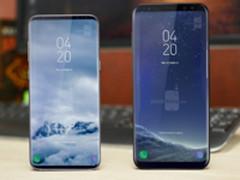 Galaxy S9曝光:屏下指纹未决 取消耳机孔
