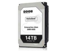 西数/HGST全球首款八碟 14TB硬盘已发货
