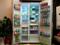 八款最适合中国家庭的大容量对开门冰箱