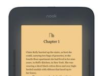 自动调节色温的阅读器 NOOK GlowLight3发布