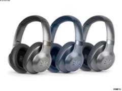 JBL发布全新自适应降噪无线罩耳式耳机