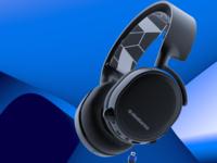 赛睿发布全新Arctis 3 蓝牙版游戏耳机