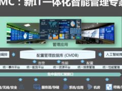 新华三iMC产品居中国网络管理软件市场第一