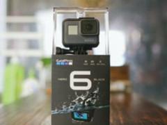 GoPro HERO 6 BLACK摄像高清 语音更方便