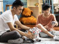 小米儿童产品双11大促 米兔积木机器人获奖