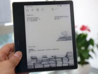 IPX8级防水 亚马逊Kindle Oasis阅读器体验