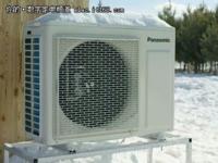 蓄热强速暖 松下空调感恩节温暖不断档