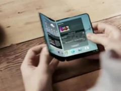 官网确定三星折叠手机GalaxyX:比iPhoneX炫