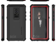 三星S9带保护壳照片曝光:竖排双摄/指纹