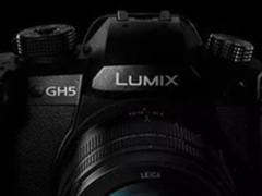 神机升级 松下GH5s或在未来1-2月内发布
