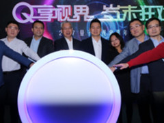 """""""视觉嘉年华""""开幕,QLED电视受画质迷追捧"""