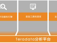 Teradata天睿推出更强大的Teradata分析平台