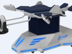 VR体验馆:精敏VR翼装飞行带你飞越张家界