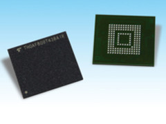 最高256GB 东芝发布新UFS2.1闪存:900MB/s