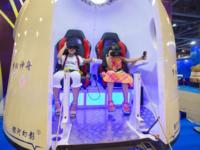VR体验馆实现登月! 精敏梦回神舟帮你圆梦!