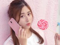 酷比F1粉色图赏 可能是最讨女神欢心的手机