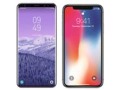 屏占比再创新高 三星S9曝光 比iPhone X顺眼