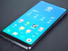 全面屏手机时代先行者 100秒看懂小米MIX 2