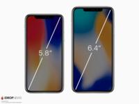 6.1寸廉价版iPhone X曝光:金属后壳多配色