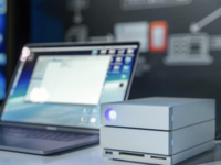 LaCie新一代桌面存储发布 面向专业创意人士