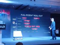 明年Q1发布 AMD新路线图确认第2代Ryzen