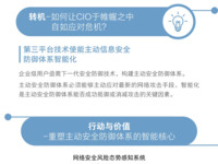 一图读懂:新华三安全风险态势感知系统