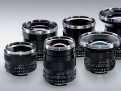 蔡司停产Classic单反镜头 存货降价出售